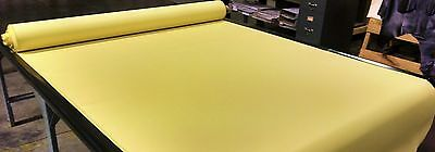 "1500 DENIER 60""W BALLISTIC KEVLAR® PARA-ARAMID SYNTHETIC FABRIC COATED SK3"