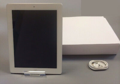 Apple iPad 4 16GB, Wi-Fi, 9.7in - White- Grade A - UK iPad - EXCELLENT CONDITION