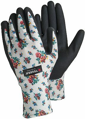 Tegera® [90065] Tälberg Gardening Ladies Gloves Allround Work Water Repellent