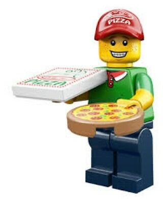Lego Series 12 Minifigure Pizza Delivery Man