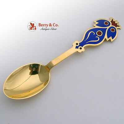 Christmas Spoon 1974 Michelsen Sterling Silver