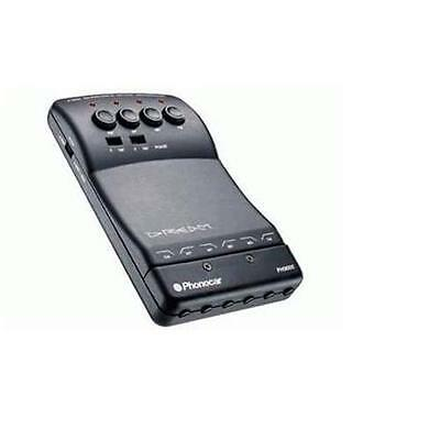 Crossover Phonocar PH9000  elettronico 4 vie 12 dB/Oct Dream 8 canali