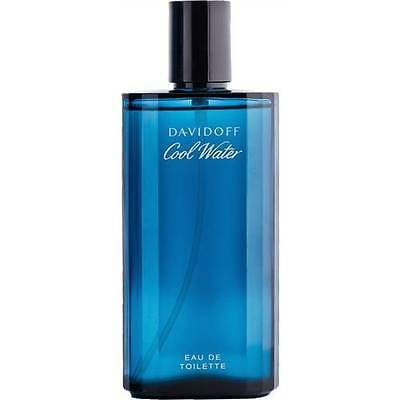 COOL WATER 125ml EDT MEN PERFUME by DAVIDOFF