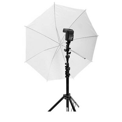 Photo Studio Continuous Lighting One Umbrella Light Lamp Photography Stand Tool