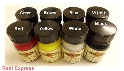 Liberon Concentrated Water Based Wood Dye - Complete set of 8 x 15ml