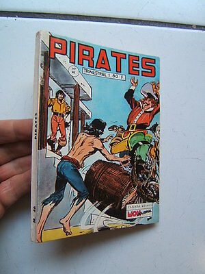 Mon Journal /  Pirates / Numeros 46   /  1972
