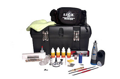 Professional Advanced Windshield Repair Kit