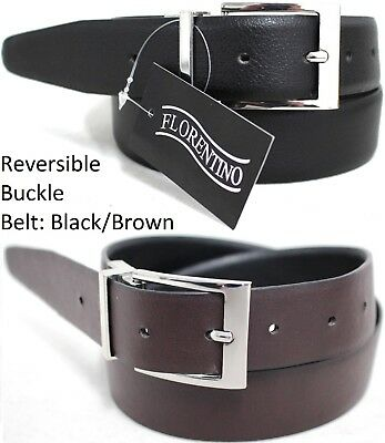 New Quality Classic Leather Men's Belt Australian Seller. Style No: 41003.
