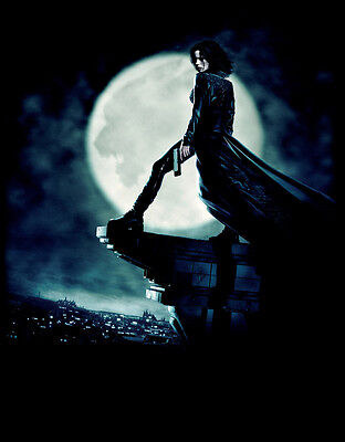 Kate Beckinsale Underworld Vampire Giant Poster - A0 A1 A2 A3 A4 Sizes