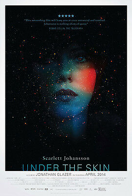 Under The Skin Giant Poster - A0 A1 A2 A3 A4 Sizes