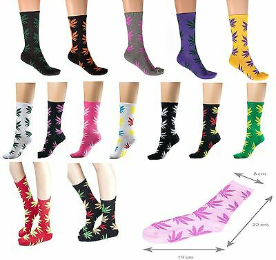 Socks Marijuana Weed 420 Leaf Ankle Ganja HIGHLIFE Canabis Cotton Casual Comfort