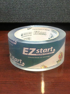 Duck Brand EZ Start Packaging Tape (Select quantity)