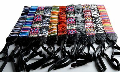 Vintage Camera Shoulder Neck Strap Belt Cloth For Nikon Canon Sony Olympus SLR