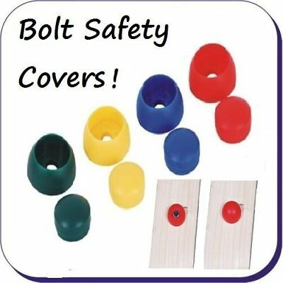 Bolt  Safety Screw Cover(Set of 20) for Climbing Frame Garden Swing -FREE P&P!
