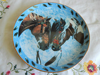 Warrior's Truce Plate Spirited Visions