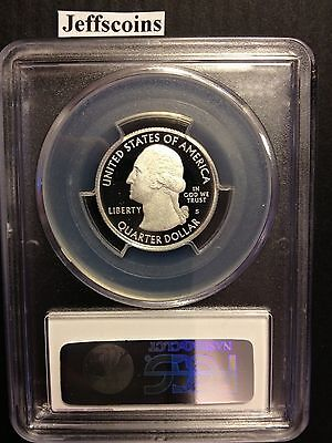 2010 S PCGS PF69 90% Silver Proof GRAND CANYON NATIONAL PARK QUARTER ATB Arizona