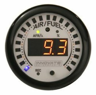 Innovate 3795 DB BLUE Complete Wideband Gauge Kit (2 1/16 52mm) w/LC-1, O2 Senso