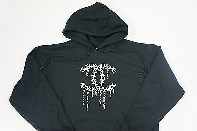 COCAINE AND CAVIAR LEOPARD PRINT SWAG HIPSTER TUMBLR MEN GIRL WOMEN Hoodie