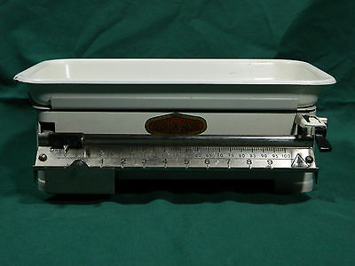Apothecary Scale O P K Semily Country Store Pharmacy Czechoslovakia VGC