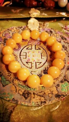 antique baltic amber beads     top quality