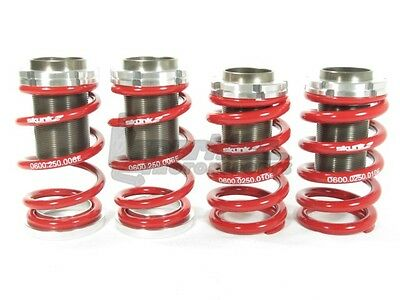 Skunk2 Racing Adjustable Sleeve Coilovers 02-04 Acura RSX Base Type-S NEW