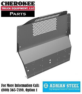 Adrian Steel P2NV2S, Steel Partition for Chevrolet City Express