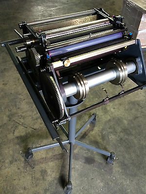 Heidelberg Numbering & Perforating Unit for Printmaster Quickmaster QM-46 Press