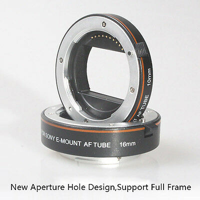 Automatic AF Macro Extension tube set for Sony E NEX5T 3N 6 5R F3 7 5N 5C 3 C3 5