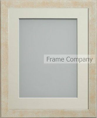 Frame Company Randall Range Champagne Gold or Silver Photo Frames with Mount