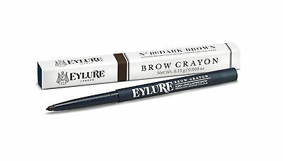 Eylure Defining & Shading Brow Crayon - Choose from Mid, Dark Brown or Blonde!