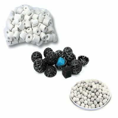 Aquarium Filter Media Bio Balls Beads Fish Tanks Filtration Internal External