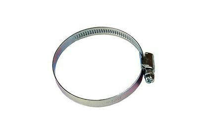 BERGEN Zinc Plated Steel Hose Clamps 50-70mm (Jubilee Clip) 10 Pack 2719