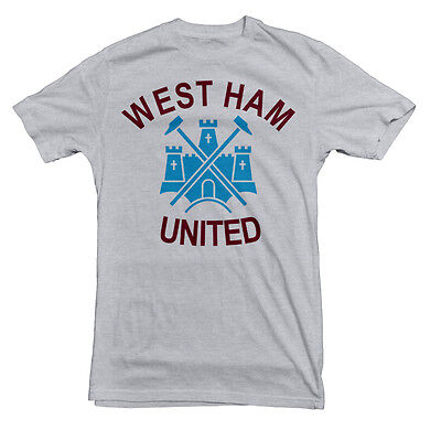 Source Lab West Ham United T Shirt | Football Supporter's