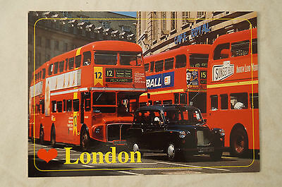 London - Collectable - Postcard.