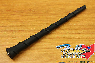 2011-2015 Chrysler Jeep Dodge 8 Inch Short Antenna Mast Replacement Mopar OEM