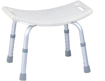 Medical Shower Bath Chair without back Medical Bench NEW