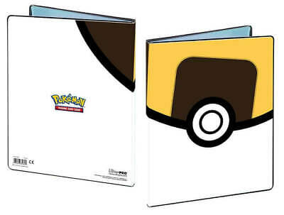 A4 9-Pocket Pokemon Cards Portfolio Storage Folder Album HOLDS 180 CARDS