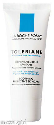 NEW la roche-posay TOLERIANE Soothing Protective Skincare 40ml