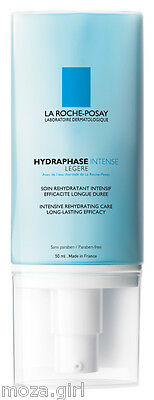 NEW la roche-posay HYDRAPHASE INTENSE LÉGÈRE 50ml