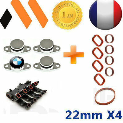 6x bouchons clapet d 39 admission 32 mm bmw joints e46 e90. Black Bedroom Furniture Sets. Home Design Ideas