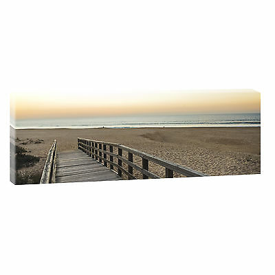 am meer bilder keilrahmen leinwand poster xxl meer strand. Black Bedroom Furniture Sets. Home Design Ideas