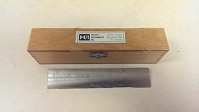 Hacker Instruments Inc 180mm Microtome Knife Profile C H/I Made in Germany 657