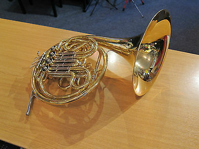 Jupiter JHR-852L Double French Horn in F/Bb- fixed bell- (ex-demo)