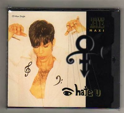 PRINCE  - I HATE U - CDs  Ltd Ed DIGIPACK USA - SIGILLATO MINT !!!!!!!!
