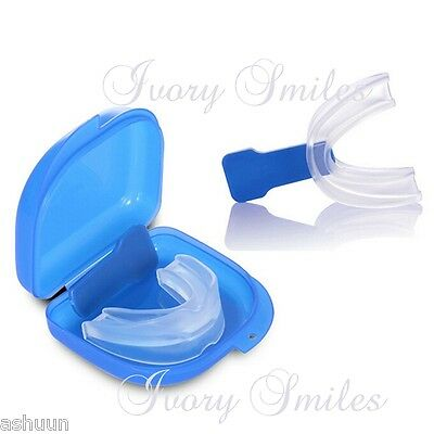 Anti Snoring Mouthpiece Stop Snoring Mouth Guard Anti Apnea Moulding Mouth Piece