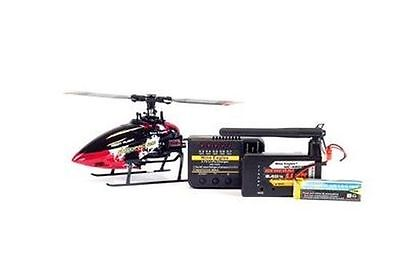 Solo Pro 126 BNF - 2.4 GHz 6 Channel RC helicopter