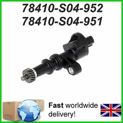 Speed Sensor ACURA EL Integra  HONDA Civic V VI - 78410-S04-952  78410-S04-951