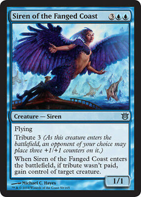 Oracle/'s Insight FOIL Born of the Gods NM-M Blue Uncommon MAGIC CARD ABUGames