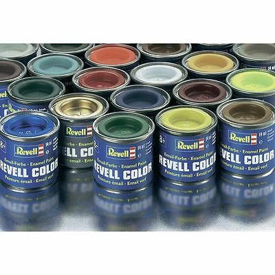 Revell Enamel Paints, 14ml Pots - Large Range of Colours.