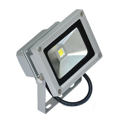 (Lot of 3) 50W LED Flood Wash Light Pure White High Power Outdoor Spotlight